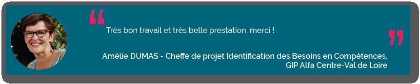 Amélie DUMAS GIP